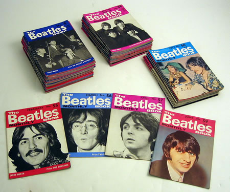 The Beatles Book Monthly